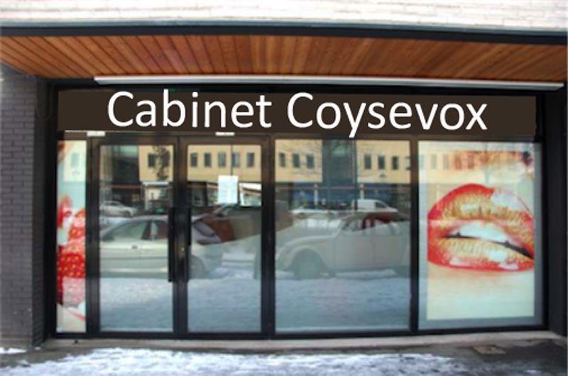 Coysevox la r f rence en murs commerciaux for Salon esthetique arras