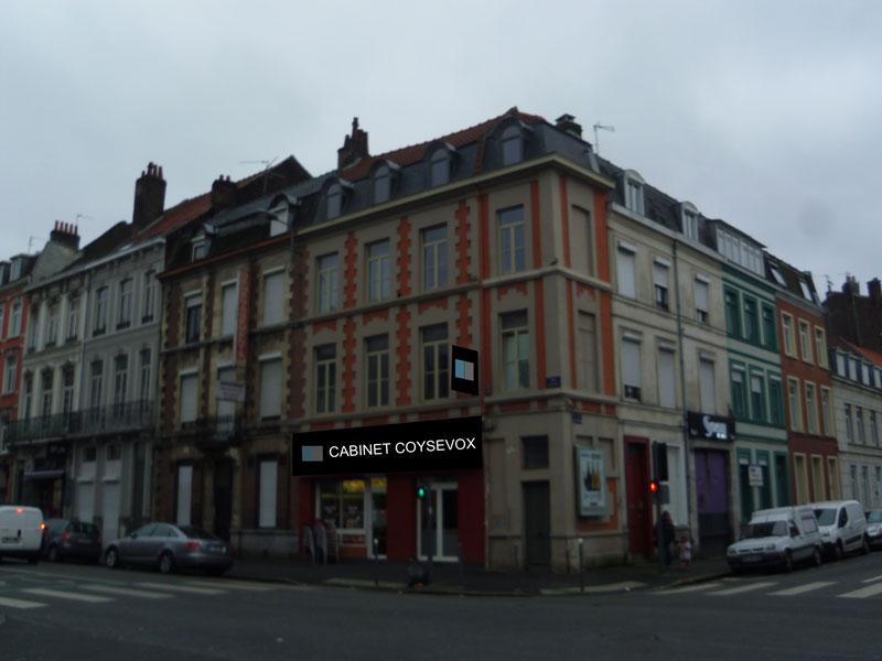 Magasin Et Restaurant Dans Le Centre Ville De Douai